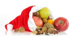 Gesund Essen zu Weihnachten