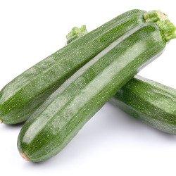 Zuchinis grün