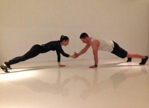 Push Up Liegestütz Fitness Übung