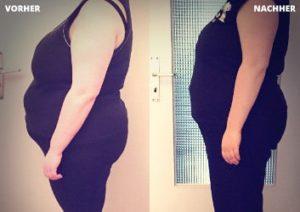 Swantjes Erfolgsgeschichte: 11 Kilo in 10 Wochen.