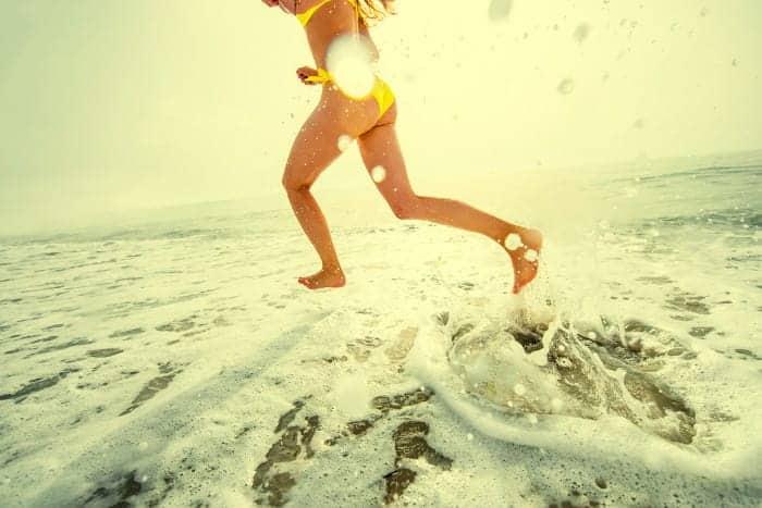 Strandfigur am Strand: So soll es sein