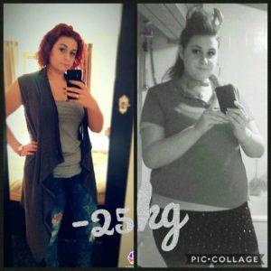 Meine Transformation