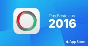 Die GYMONDO App wurde im Apple Appstore ausgezeichnet