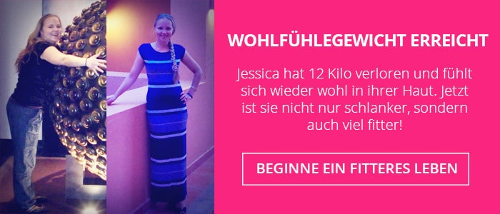 Jessicas Erfolgsgeschichte