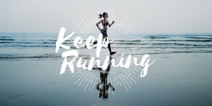 Keep runing