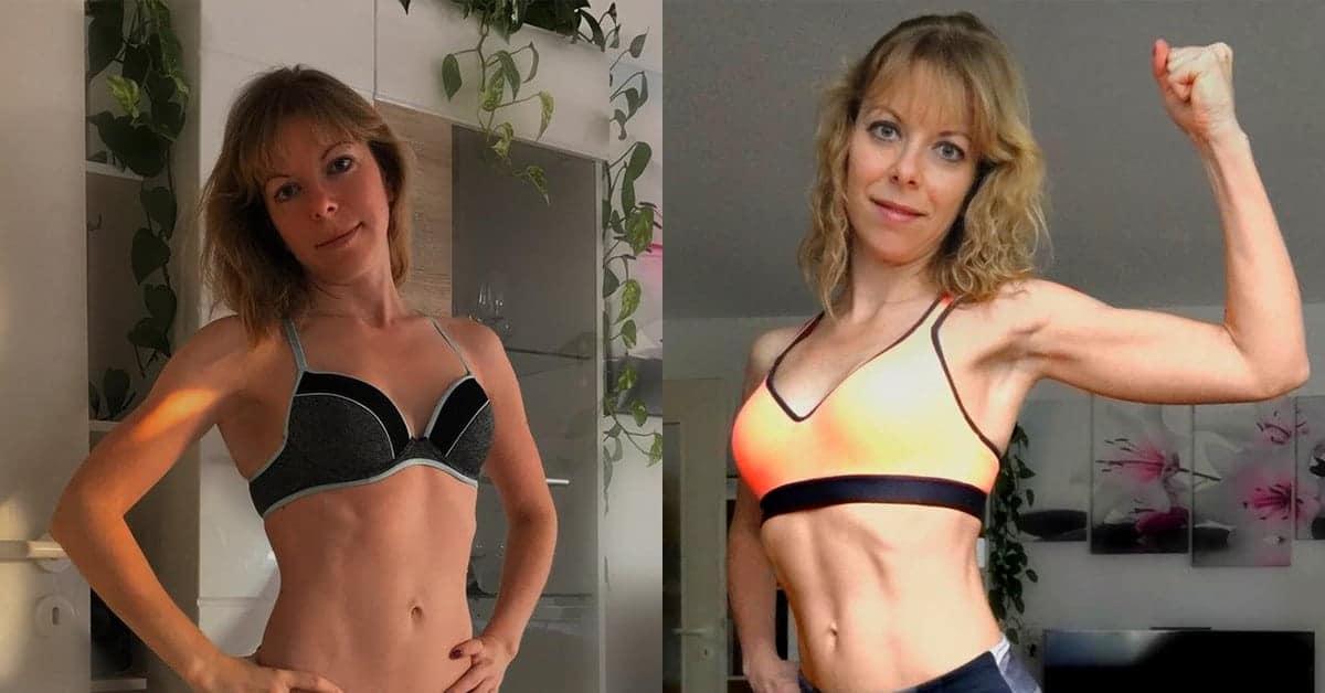 Mit GYMONDO zum Sixpack – Lindas Erfolgsgeschichte