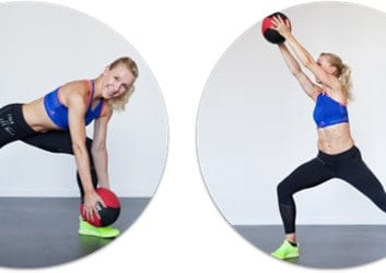 medizinball-workout
