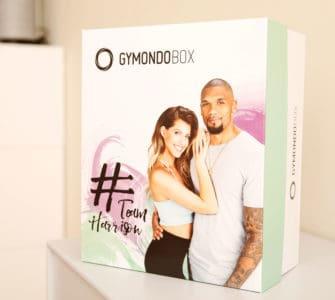 Die zweite Gymondo Box mit Team Harrison