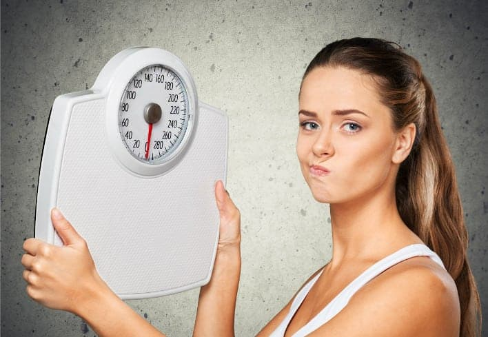 Te, um schnell und effektiv Gewicht zu verlieren