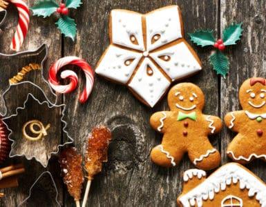 10 Tipps gegen Zunehmen an Weihnachten