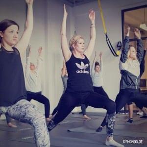 Yoga, Straffen, Cardio: die Mädels lernten in 10 Wochen die ganze Bandbreite von GYMONDO kennen.