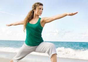 Yoga kann jeder, Du brauchst nur Deinen Körper