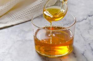 Zuckerhaltiger Saft aus Agaven