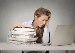 Burnout im Job Interview