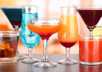 Cocktails aller Couleur