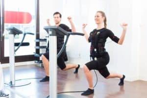 Training mit Elektro-Myo-Stimulation