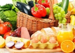 Energiebedarf an Lebensmitteln: Essen für einen Tag im Überblick