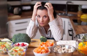 Essen gegen den Stress - was hilft?