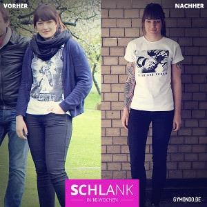 Vorher-NAchher-Foto