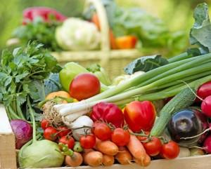 Gemüse im Mai: Tomaten, Kohlrabi, Schalotten, Lauch