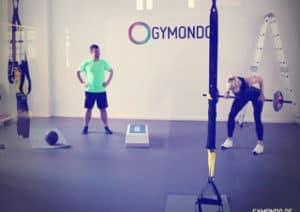 training im gymondo gym
