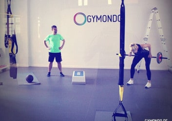 training im gymondo gym