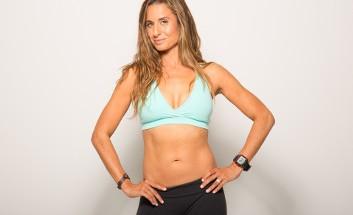 Fitnessexpertin Jennifer Cohen