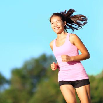 joggen frau sport vorschau
