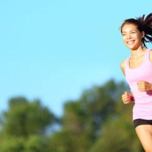 sport ist gesund und macht spaß