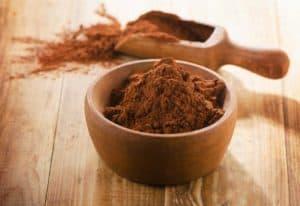 kakao-pulver-smoothie