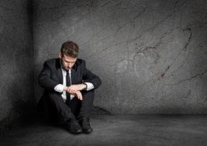 Innerlich ausgebrannt: Ein Manager erzählt von seinem Burnout.