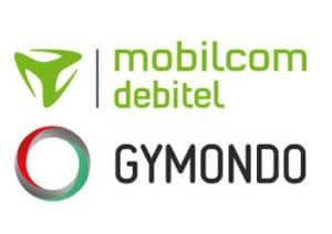 Gymondo Mobilcom Kooperation