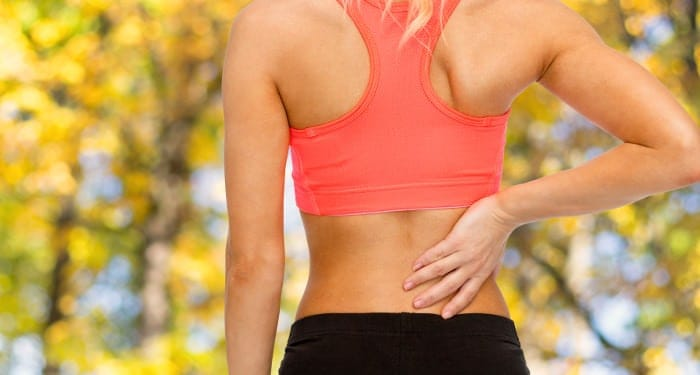 rückenschmerzen durch muskuläre dysbalancen