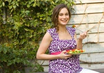 schwangere Frau Ernährung