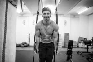 Zu 100 Prozen Paleo: CrossFit Athlet Sebastian Werner