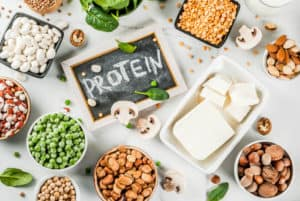 Linsen, Tofu, Mandeln..es gibt auch zahlreiche alternativen zu Fleisch.