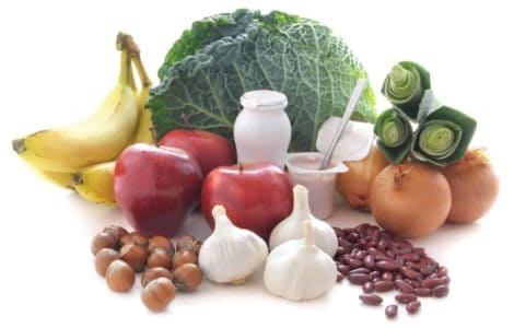 gesunde Ernährung für einen gesunden Darm