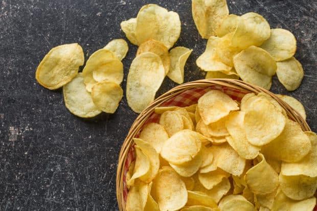 Chips mit gefährlichen Transfetten