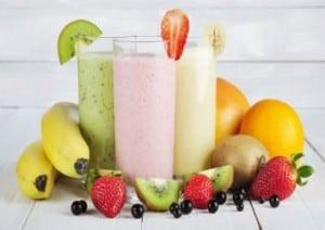 Früchte-Smoothies