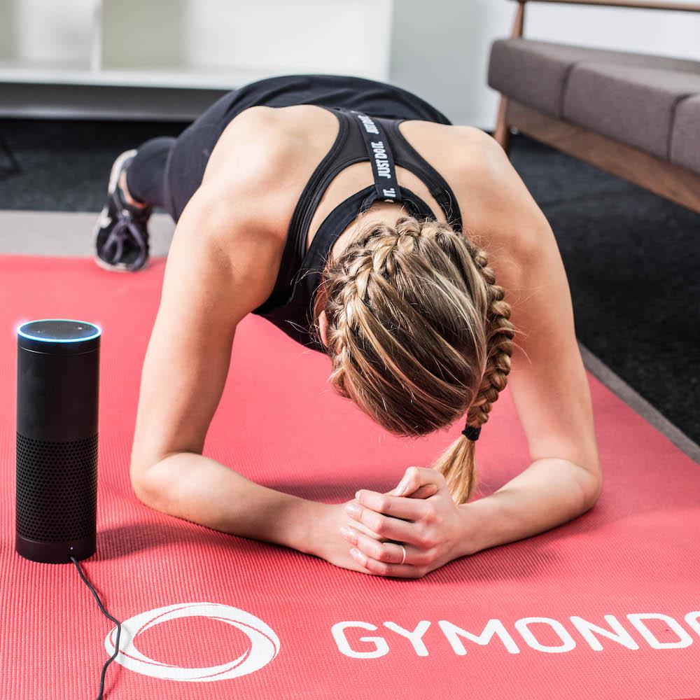 Gymondo Alexa Skill