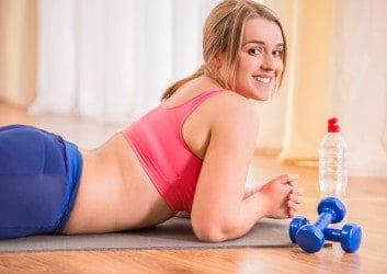 sport bei übergewicht