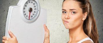 Stillstand beim Abnehmen: Stress mit der Waage