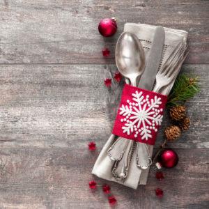 weihnachtsrezepte Besteck