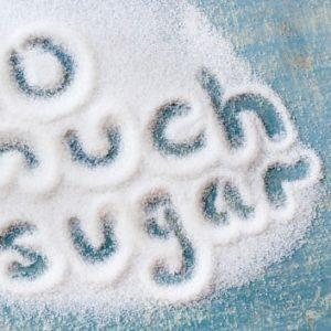 Zu viel Zucker kann ungesund sein?